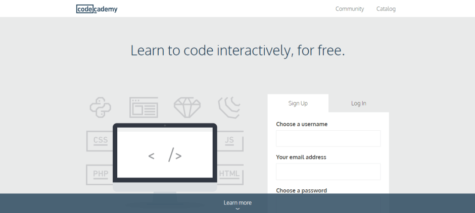 Learn to code I Codecademy