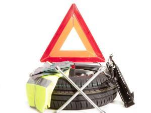 Alguns equipamentos obrigatórios do seu carro