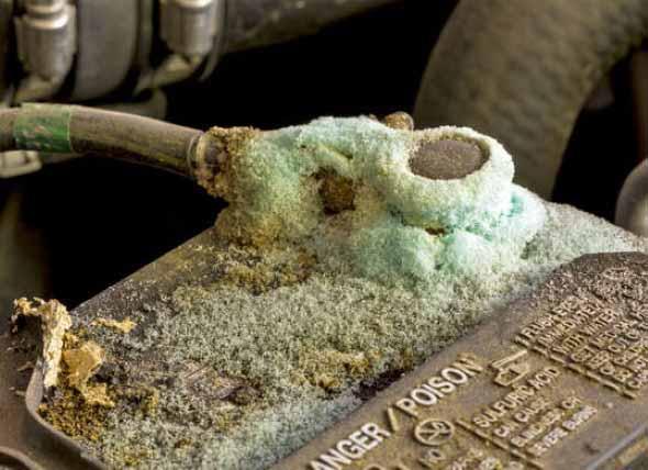 """<span class=""""entry-title-primary"""">Zinabre de bateria de carro – Como limpar os pólos</span> <span class=""""entry-subtitle"""">Oxidação pode ser contaminante</span>"""