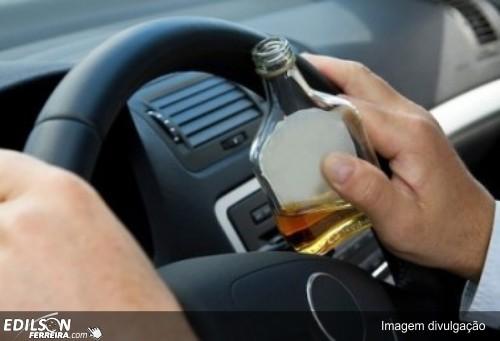 dirigir bêbado é crime
