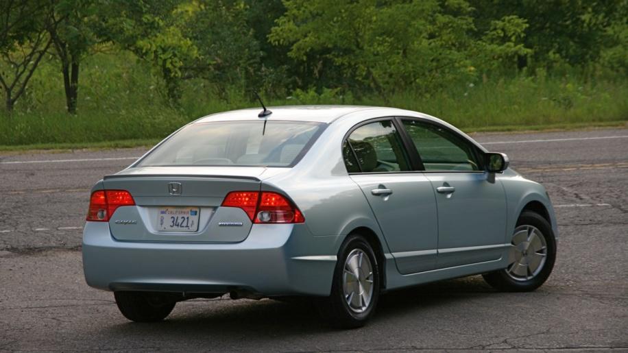 Qual é a bateria do Honda Civic?
