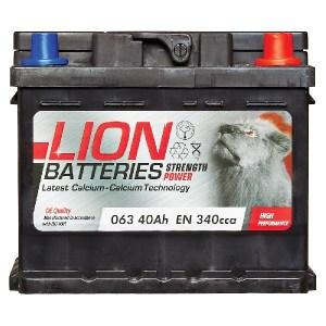 Qual é a bateria do seu carro?
