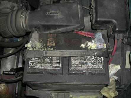 Sintomas de bateria fraca