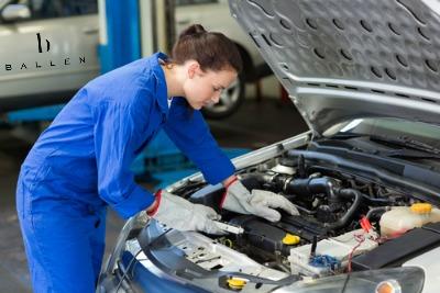 Mulheres mecânicas - Por que não?