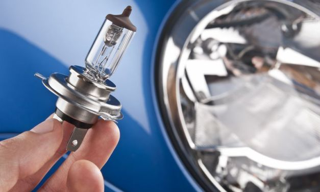 Ford Fiesta e todas suas lâmpadas