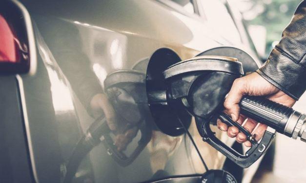 Gasolina adulterada