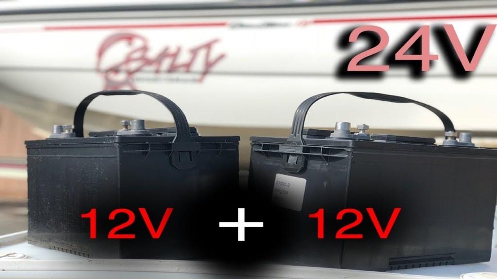 veículo de 24 volts