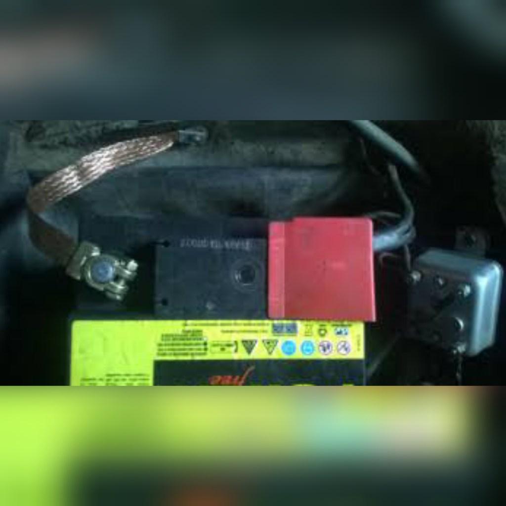 bateria do fusca