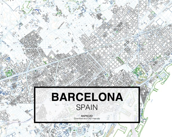 Barcelona-Spain-01-Mapacad-download-map-cad-dwg-dxf-autocad-free-2d-3d
