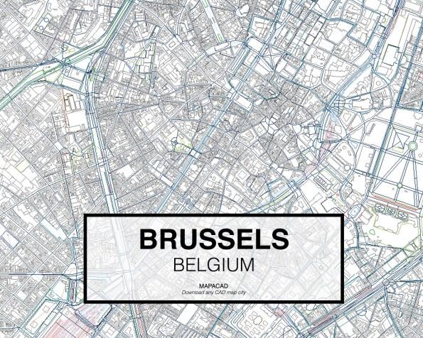 Brussels-Belgium-02-Mapacad-download-map-cad-dwg-dxf-autocad-free-2d-3d
