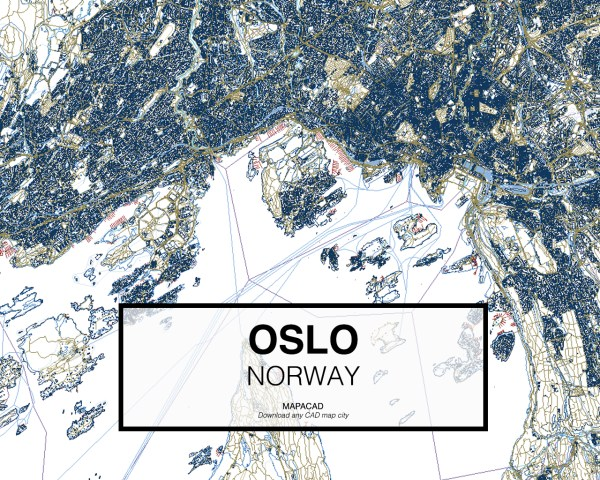 Oslo-Norway-01-Mapacad-download-map-cad-dwg-dxf-autocad-free-2d-3d