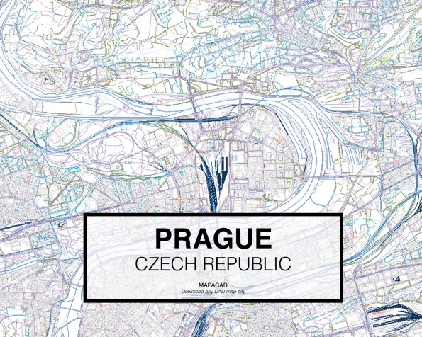 Prague-Czech-Republic-02-Mapacad-download-map-cad-dwg-dxf-autocad-free-2d-3d