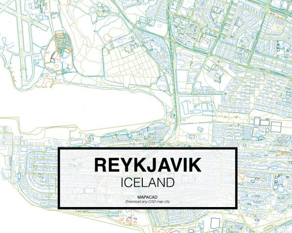 Reykjavik-Iceland-02-Mapacad-download-map-cad-dwg-dxf-autocad-free-2d-3d