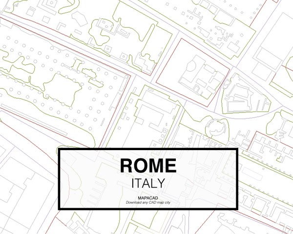 Rome-Italy-03-Mapacad-download-map-cad-dwg-dxf-autocad-free-2d-3d
