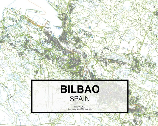 Bilbao-Spain-01-Mapacad-download-map-cad-dwg-dxf-autocad-free-2d-3d