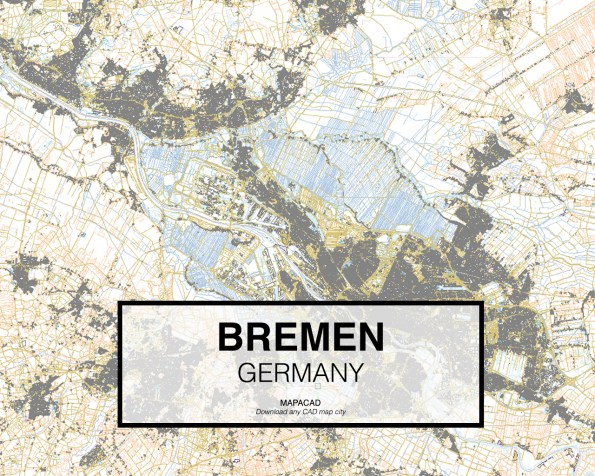 Bremen-Germany-01-Mapacad-download-map-cad-dwg-dxf-autocad-free-2d-3d