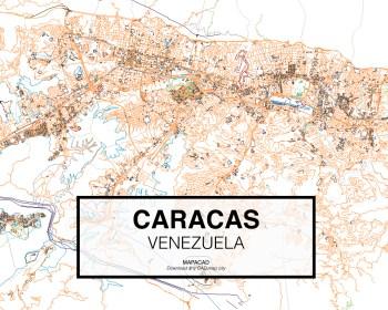 Caracas-Venezuela-01-Mapacad-download-map-cad-dwg-dxf-autocad-free-2d-3d