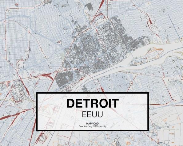 Detroir-EEUU-01-Mapacad-download-map-cad-dwg-dxf-autocad-free-2d-3d
