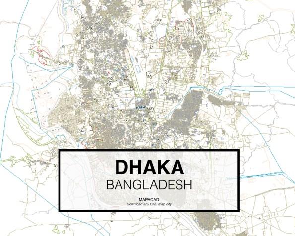 Dhaka-Bangladesh-01-Mapacad-download-map-cad-dwg-dxf-autocad-free-2d-3d