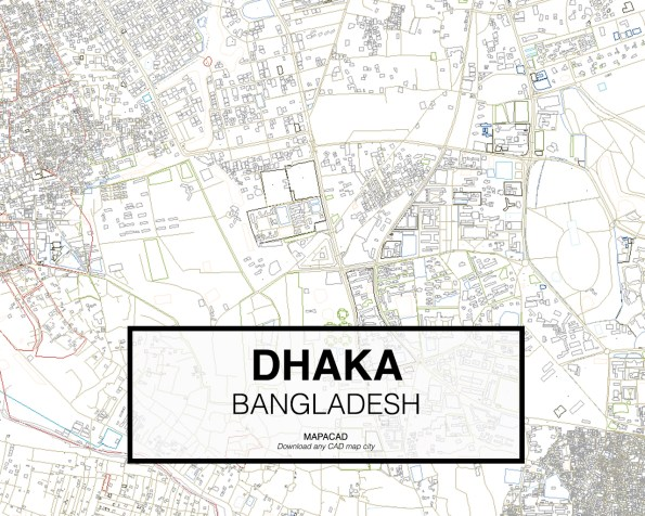 Dhaka-Bangladesh-02-Mapacad-download-map-cad-dwg-dxf-autocad-free-2d-3d
