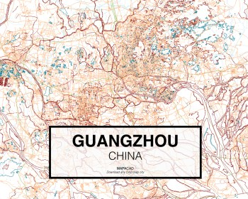 Guangzhou-China-01-Mapacad-download-map-cad-dwg-dxf-autocad-free-2d-3d