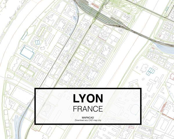 Lyon-France-03-Mapacad-download-map-cad-dwg-dxf-autocad-free-2d-3d