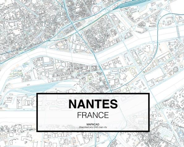 Nantes-France-02-Mapacad-download-map-cad-dwg-dxf-autocad-free-2d-3d