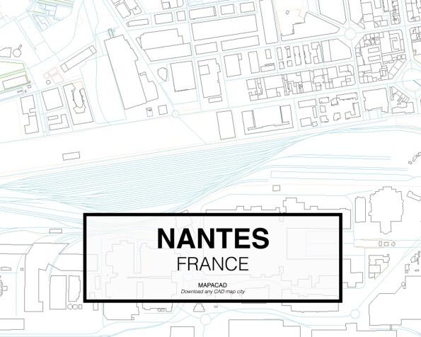 Nantes-France-03-Mapacad-download-map-cad-dwg-dxf-autocad-free-2d-3d