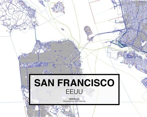 San-Francisco-EEUU-01-Mapacad-download-map-cad-dwg-dxf-autocad-free-2d-3d