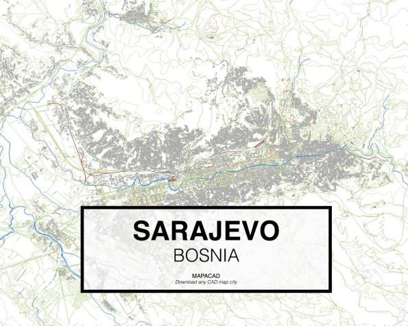 Sarajevo-Bosnia-01-Mapacad-download-map-cad-dwg-dxf-autocad-free-2d-3d