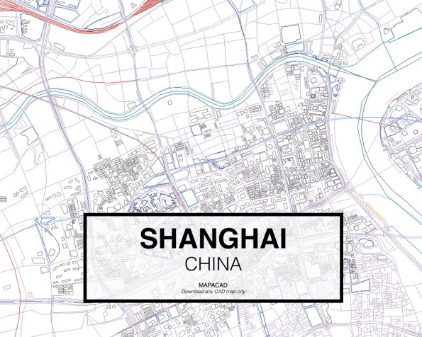 Shanghai-China-03-Mapacad-download-map-cad-dwg-dxf-autocad-free-2d-3d