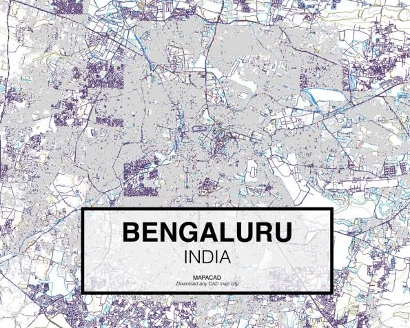 Bengaluru-India-01-Mapacad-download-map-cad-dwg-dxf-autocad-free-2d-3d