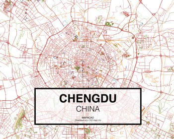 Chengdu-China-01-Mapacad-download-map-cad-dwg-dxf-autocad-free-2d-3d