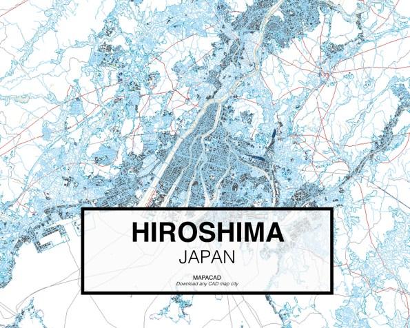 Hiroshima-Japan-01-Mapacad-download-map-cad-dwg-dxf-autocad-free-2d-3d