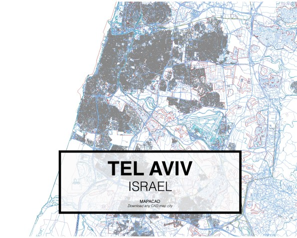 Tel-Aviv-Israel-01-Mapacad-download-map-cad-dwg-dxf-autocad-free-2d-3d