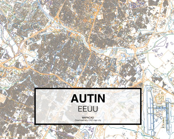 Austin-EEUU-01-Mapacad-download-map-cad-dwg-dxf-autocad-free-2d-3d