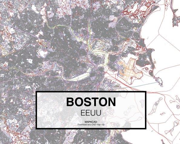 Boston-EEUU-01-Mapacad-download-map-cad-dwg-dxf-autocad-free-2d-3d