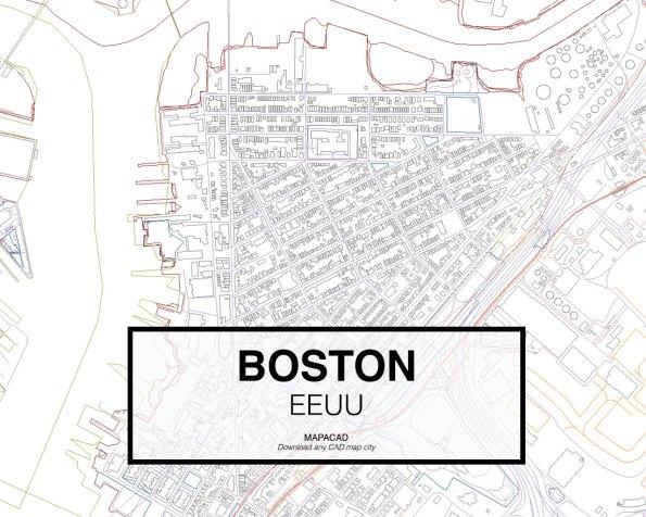 Boston-EEUU-03-Mapacad-download-map-cad-dwg-dxf-autocad-free-2d-3d