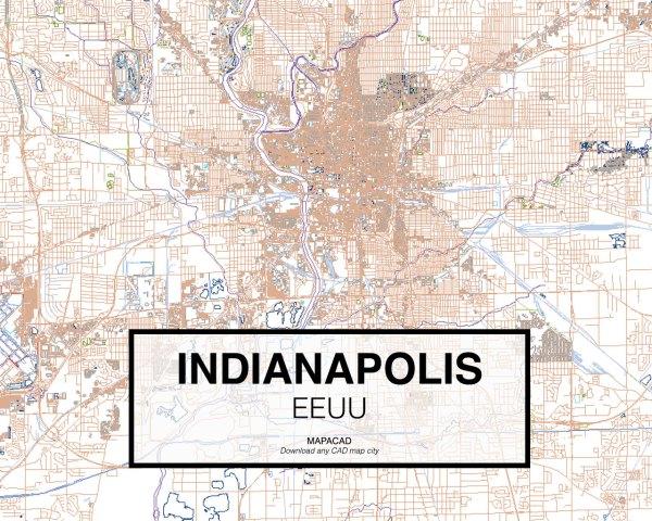 Indianapolis-EEUU-01-Mapacad-download-map-cad-dwg-dxf-autocad-free-2d-3d