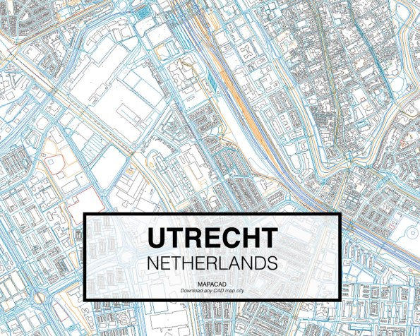 Utrecht-Netherlands-02-Mapacad-download-map-cad-dwg-dxf-autocad-free-2d-3d