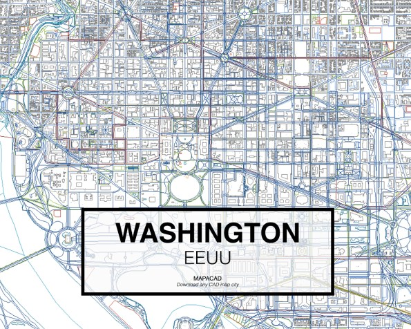 Washington-EEUU-02-Mapacad-download-map-cad-dwg-dxf-autocad-free-2d-3d