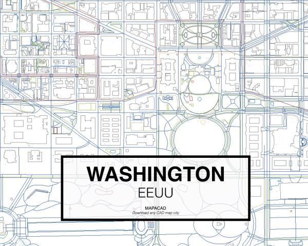 Washington-EEUU-03-Mapacad-download-map-cad-dwg-dxf-autocad-free-2d-3d