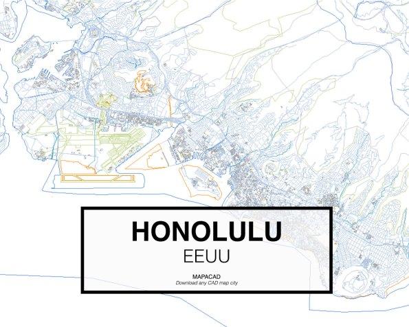 honolulu-eeuu-01-mapacad-download-map-cad-dwg-dxf-autocad-free-2d-3d