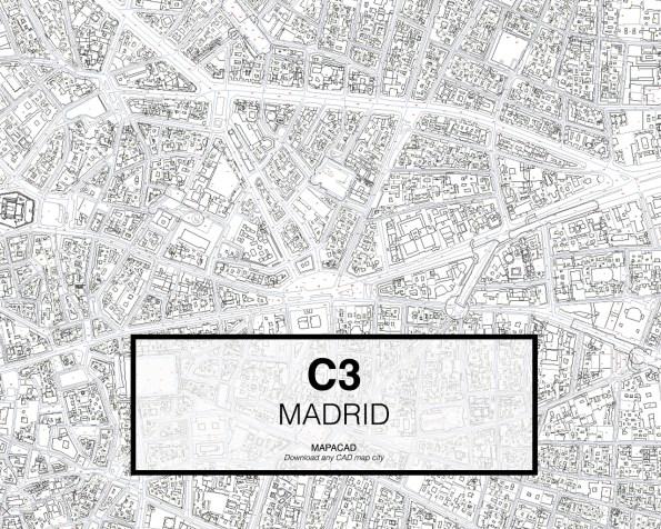 c3-02-madrid-cartografia-dwg-autocad-descargar-dxf-gratis-cartografia-arquitectura