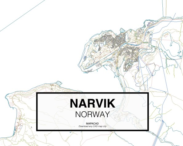 Narvik-Norway-01-Mapacad-download-map-cad-dwg-dxf-autocad-free-2d-3d