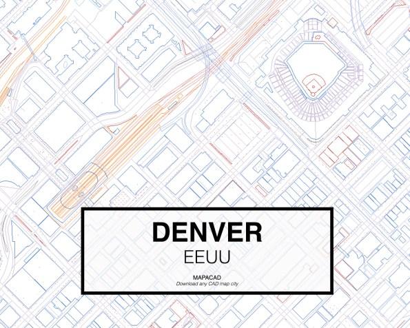 Denver-EEUU-03-Mapacad-download-map-cad-dwg-dxf-autocad-free-2d-3d