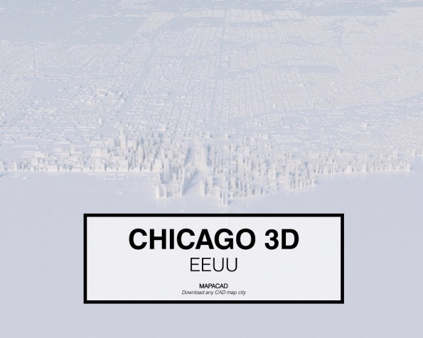 Chicago-01-3D-model-download-printer-architecture-free-city-buildings-OBJ-vr-mapacad