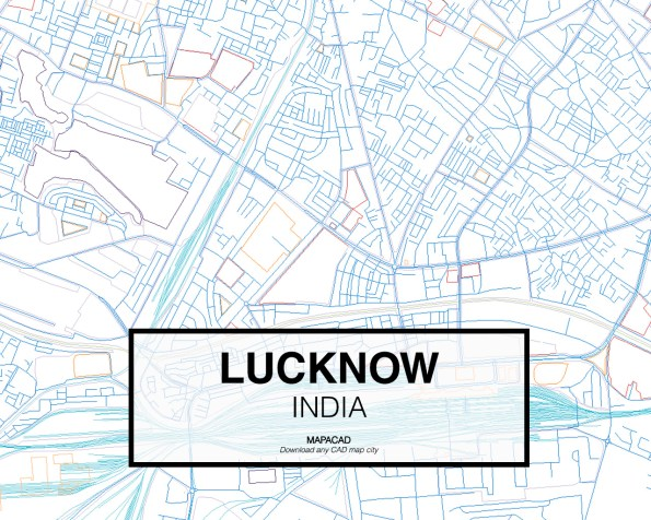 Lucknow-India-03-Mapacad-download-map-cad-dwg-dxf-autocad-free-2d-3d