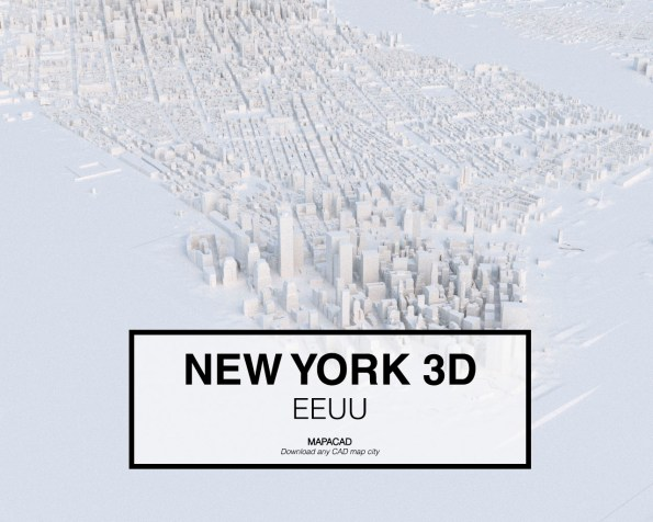 New York-00-3D-model-download-printer-architecture-free-city-buildings-OBJ-vr-mapacad