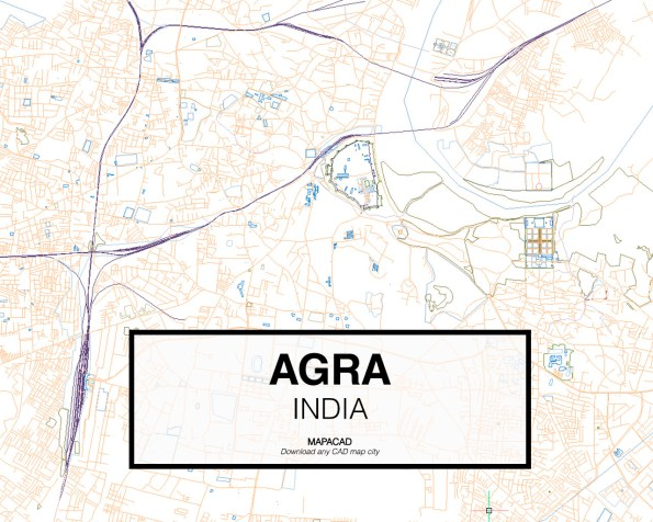 Agra-India-02-Mapacad-download-map-cad-dwg-dxf-autocad-free-2d-3d